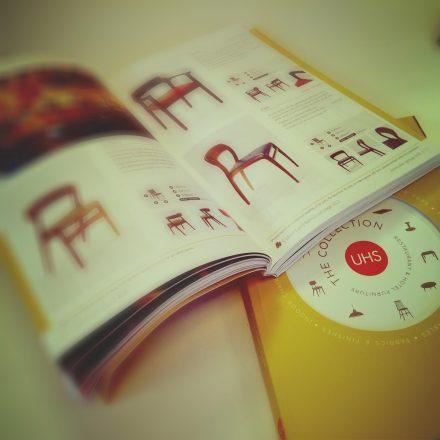 UHS Group hospitality furniture catalogue