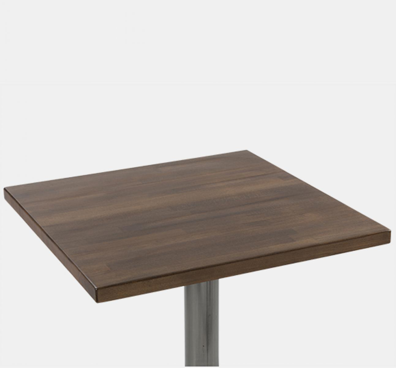 Square restaurant tables - Hampstead Square Table Top 700x700mm