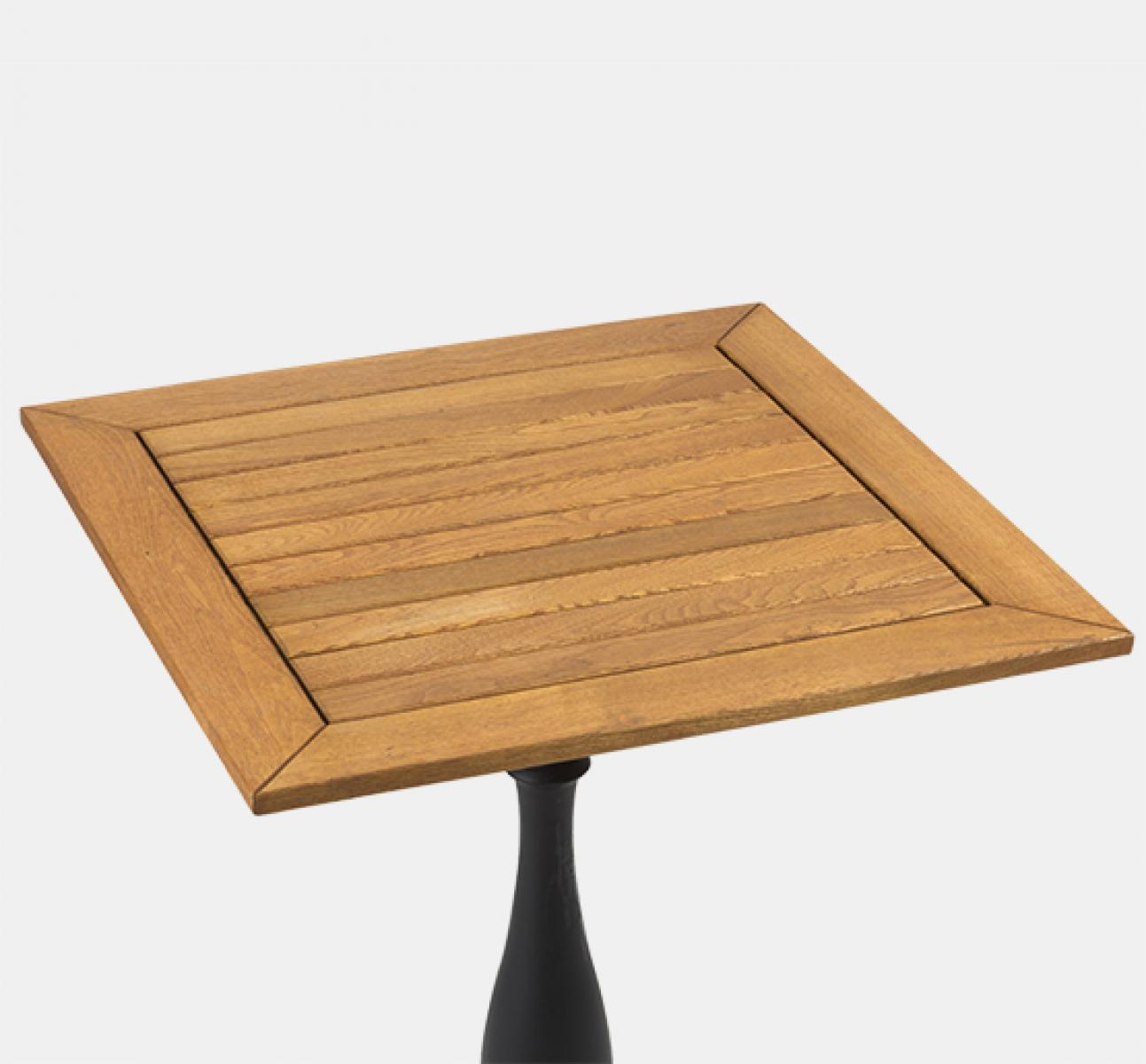 Robinia Square Table Top