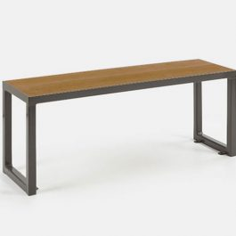 Mill Long Bench - Coppered