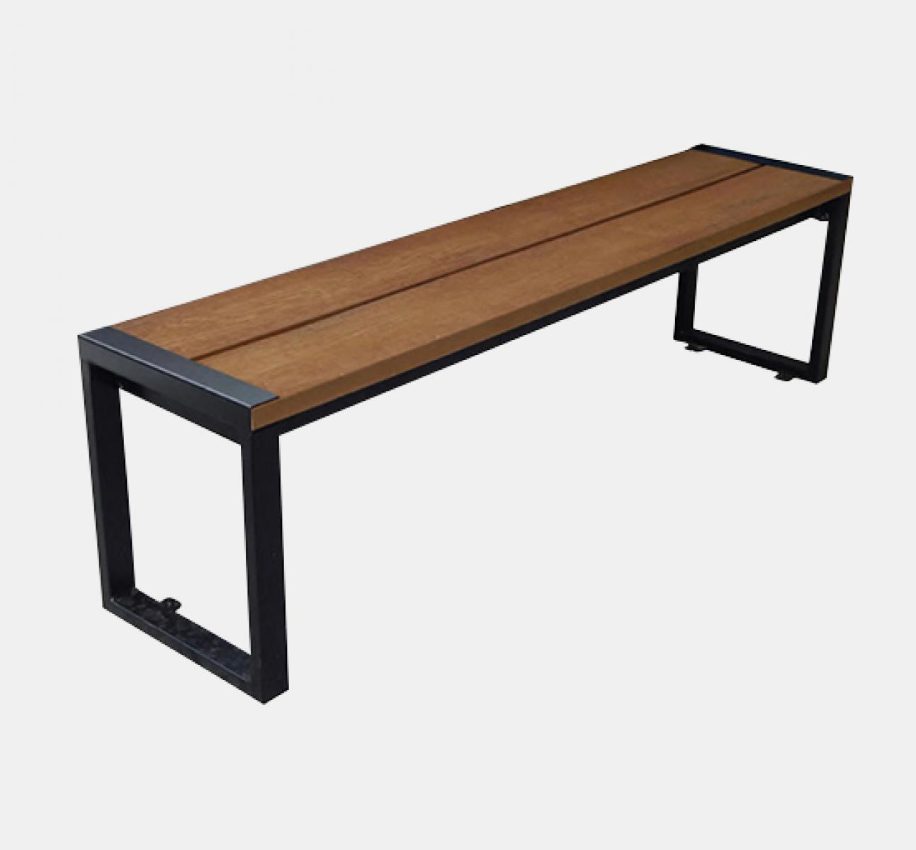 Mill Linea Bench - Coppered