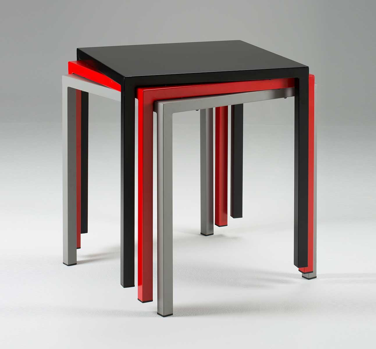 AdapTable Powder Coated Dining Table