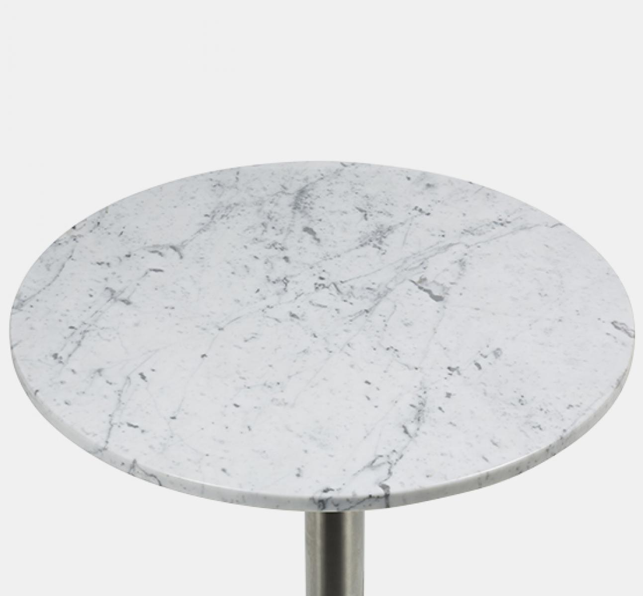 Carrara Round Table Top 900mm Dia Uhs