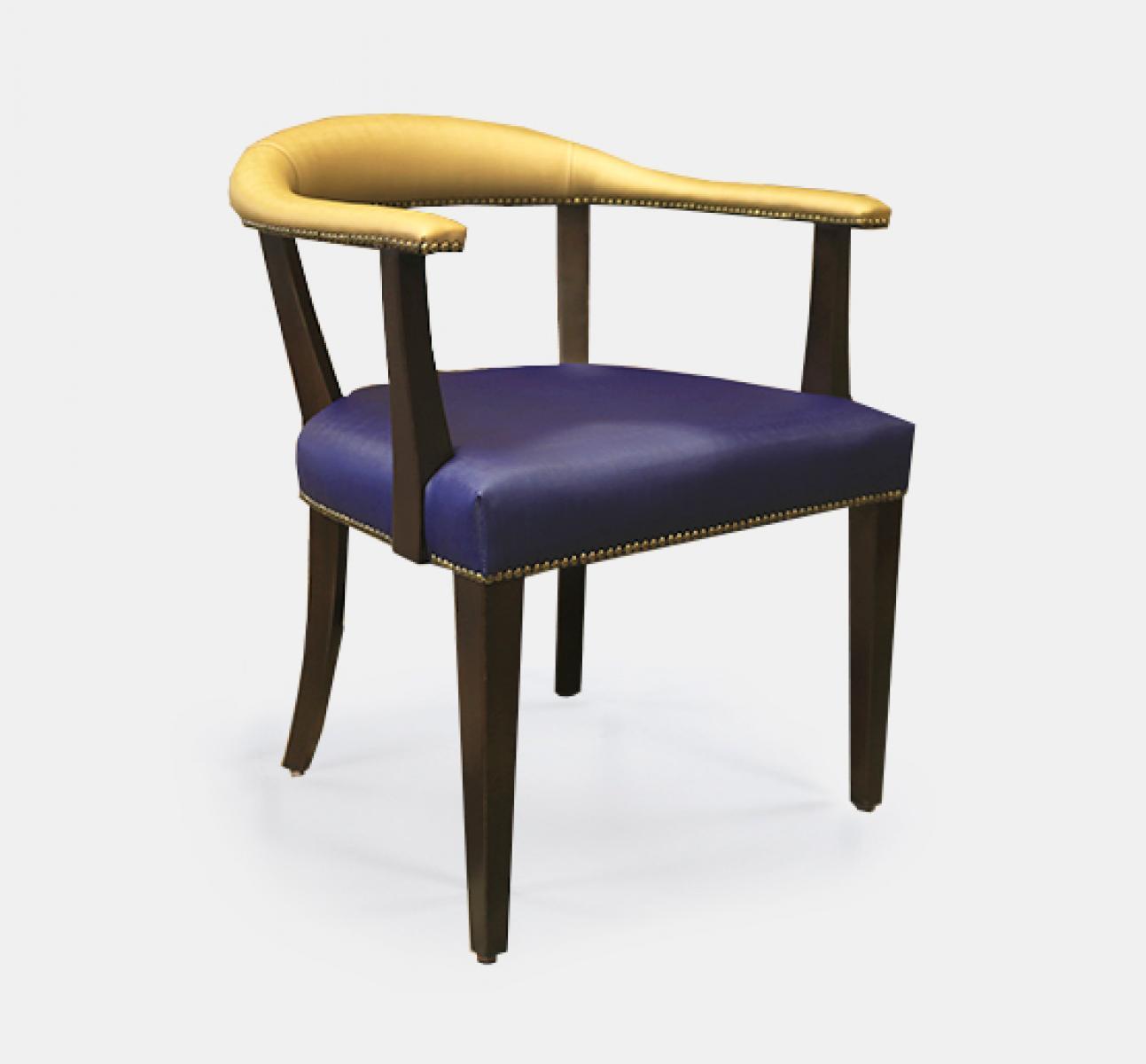 Classic dining armchair