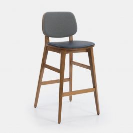 Mel Barstool With Seatpad