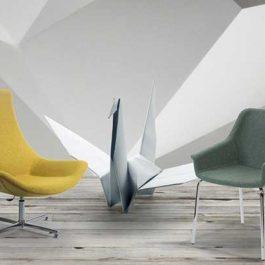Origami Möbel objektmöbel kollektionen uhs