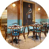 Restaurantmöbel