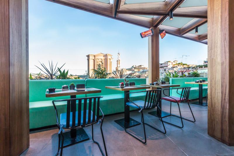 Mediterraneo Terrace Riccardo Di Giacinto