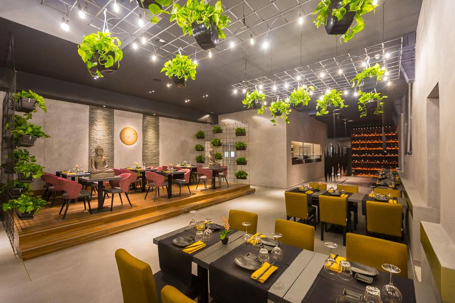 7 suggerimenti per un ristorante bello e di successo uhs for Domo arredamenti