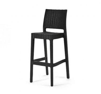 Apollo Barstool - Black