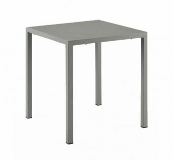 Adaptable table (900x900mm) - Grey