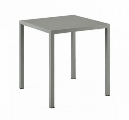 Adaptable table (900x900mm) - Grey