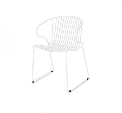 Noa Armchair - White