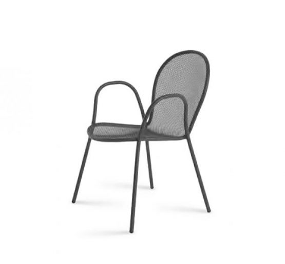 Ronda Armchair silver Outdoor