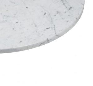 Carrara Round Table Top
