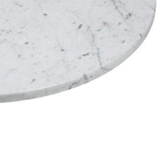 Carrara Round Table Top