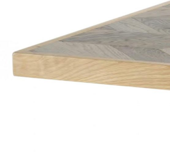 Blenheim Parquet Square Chevron Table Top