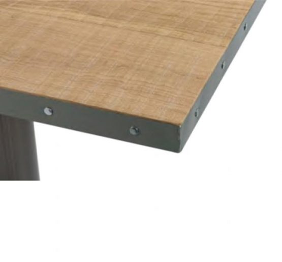 Boston Square Table Top