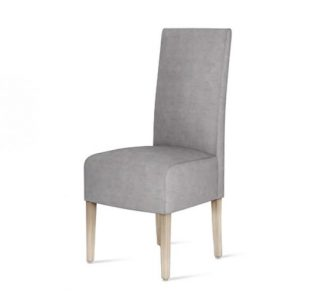 Fine quality upholstered dining chair