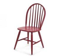 Chaise traditionnelle en bois