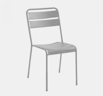 Dream 1 Side Chair - Light Grey