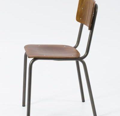 school style sidechair