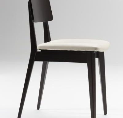 Black and white and gold and black beech side chairs black side
