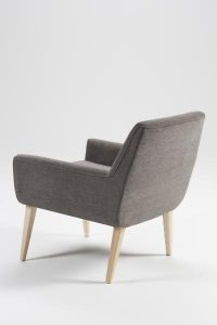 Thor Armchair rear view