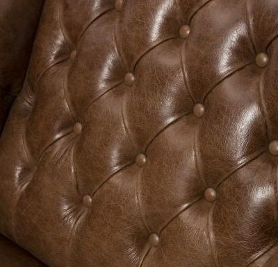 brompton armchair pillow close up