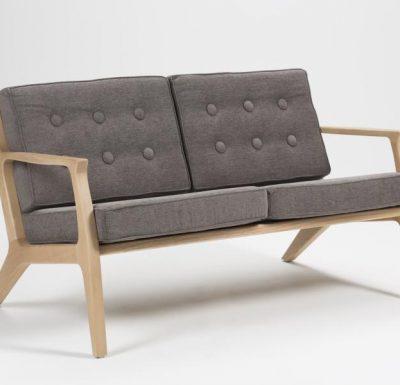 morello sofa front view