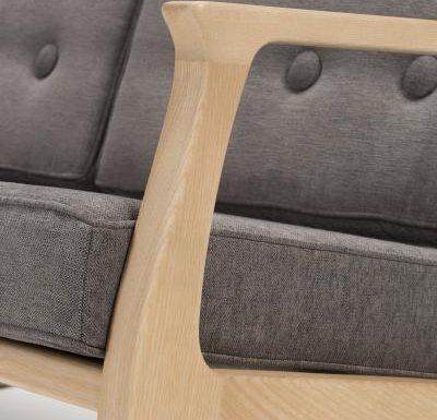 morello sofa close up