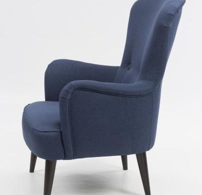 Haymarket Armchair side view