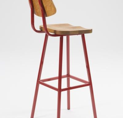 Tagg Barstool red rear view