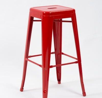 Fero Highstool red front view