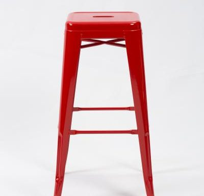 Fero Highstool red side view