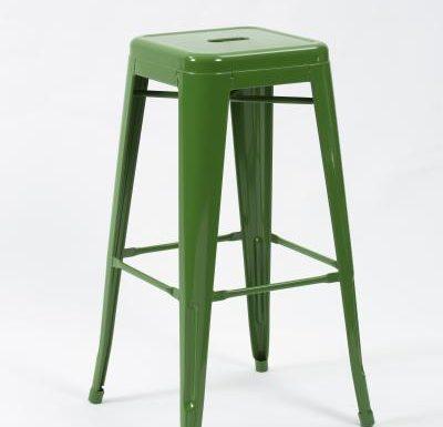 Fero Highstool green front view