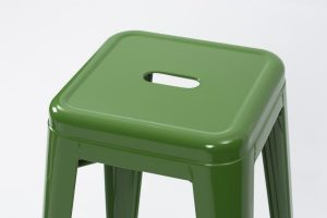 Fero Highstool green close up