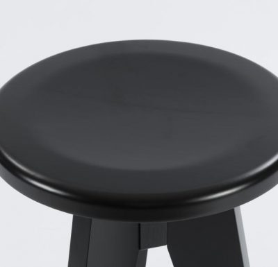 Orbit Stool seat close up
