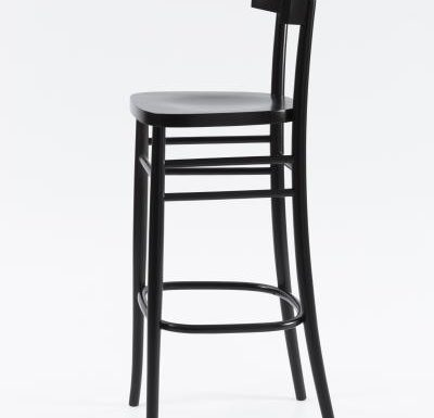 Milano Barstool side view